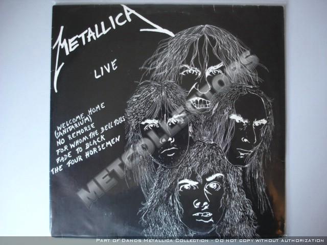 Dands' Metallica Collection - Top Bootleg 50
